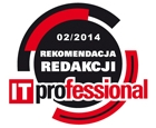 IT Professional (Poland) February, 2014 Logo