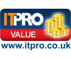 IT Pro (United Kingdom) August, 2013 Logo