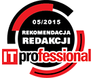 IT Professional (Poland) May, 2015 Logo