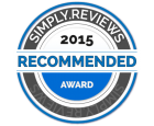 Simply Reviews June, 2015 Logo