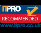 IT PRO (United Kingdom) Oct, 2015 Logo