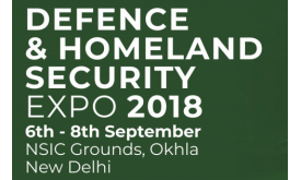 Defence and Homeland Security Expo 2018 Logo