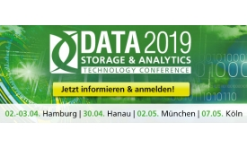 STORAGE & DATA ANALYTICS Technology Conference 2019 Logo